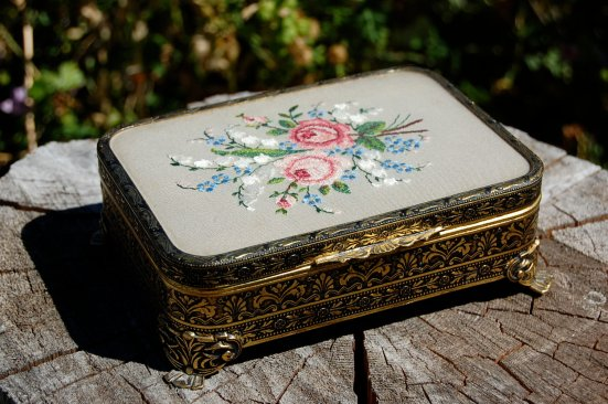 My Mother's Jewelry Box