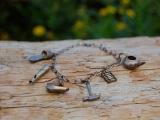 Silver Charm BraceletSecret
