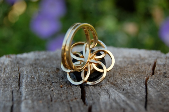 Yellow Gold Vintage Ring