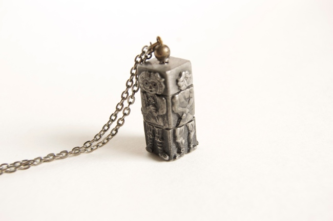vintage kinetic jewelry